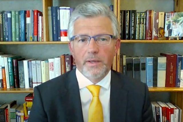 Посол Украины в ФРГ Андрей Мельник.