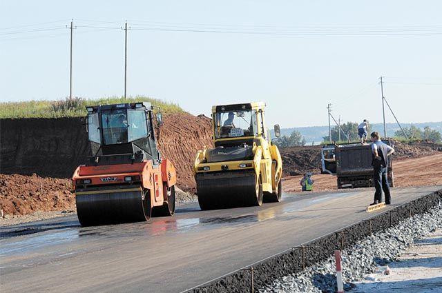 Новые дороги построят в Ленобласти