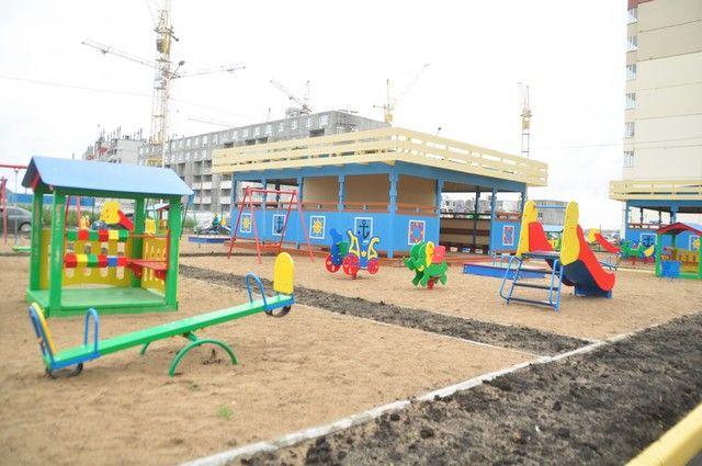 В трех детсадах Ижевска завершили ремонт после вмешательства прокуратуры