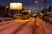 В городе будут развивать трамвайные линии.