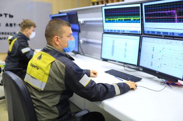Приоритет НК НПЗ - создание «цифрового завода» на основе передовых информационных технологий.