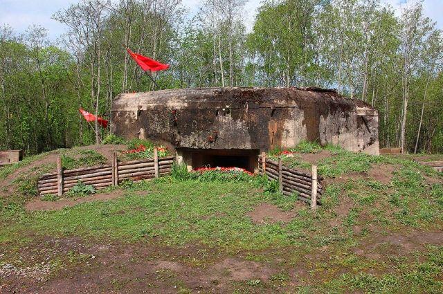 «Ижора» - единственный в городе оборонительный комплекс, который сохранился нетронутым.