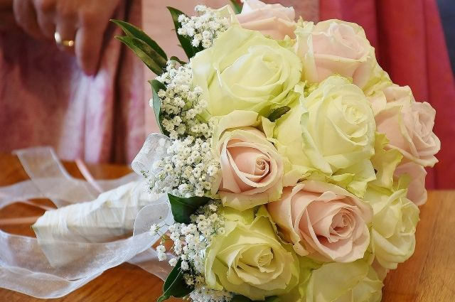 90-летняя тюменка готовится к свадьбе и ждет красивый букет