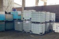 В Киевской области обнаружили 53 тонны незаконно изготовленного спирта.