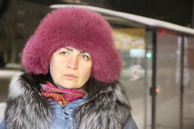 Мэр Омска Оксана Фадина выехала на проверку уборки улиц в 3.30 утра.