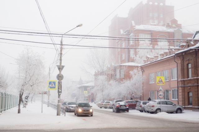Столбик термометра на севере центральных районов региона вновь опустится до -37 градусов.