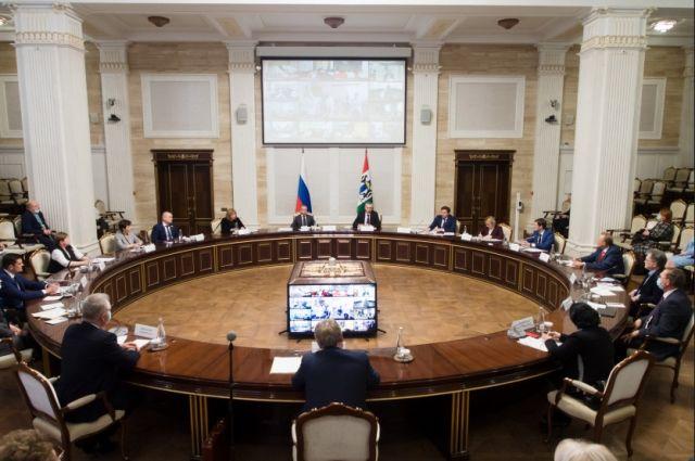 На заседании коллегии министерства здравоохранения региона подвели итоги за 2020 год