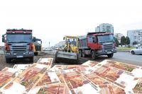 Субподрядчик ГУП «Оренбургремдорстрой» обвинил строившую дороги в Оренбурге ООО «ГП Дорстрой Уфа» в выводе средств.