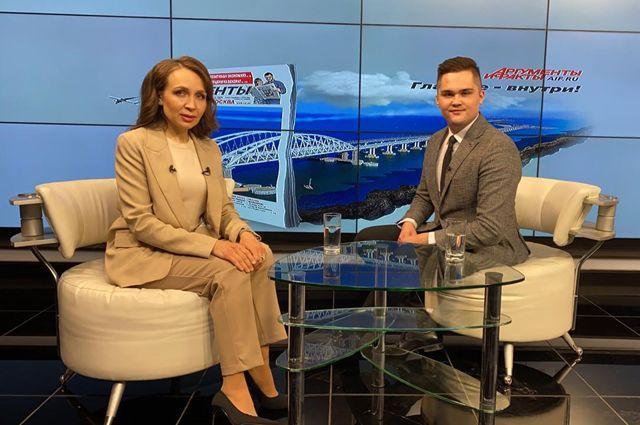 Интервью с с врачом-иммунологом, терапевтом и диетологом Ляйсан Мухамадиевой.