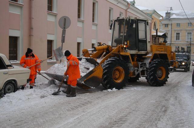 Жители Красноярска внимательно следят за тем, как и куда увозится снег с улиц города.