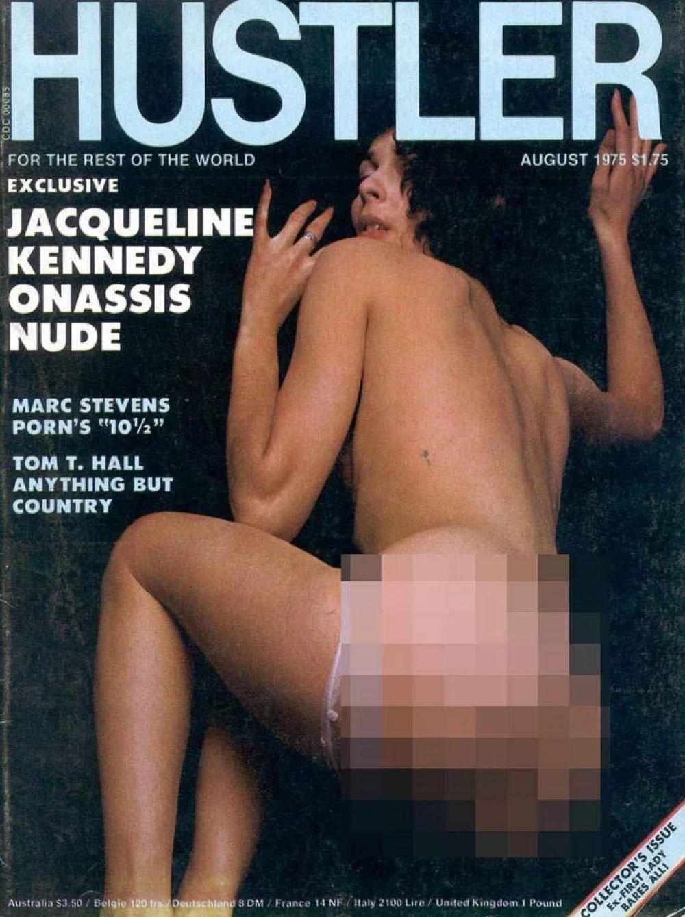 Ларри Флинт решил, что его журнал будет самым непристойным в Америке — только так ему удастся конкурировать с  Playboy и Penthouse. Когда ему принесли снимки обнаженной Жаклин Кеннеди, вдовы президента, Флинт их опубликовал. Номер имел сумасшедший успех, а тиражи журнала стали миллионными.
