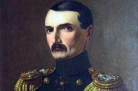Портрет адмирала Корнилова.