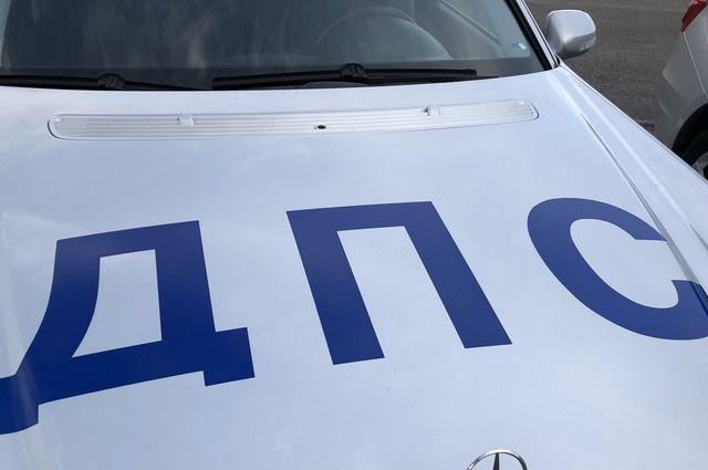 Житель Бузулука, который скрывался от судебных приставов, был обнаружен сотрудниками ГИБДД.