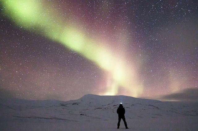 Красивое природное явление будет видно 14 февраля