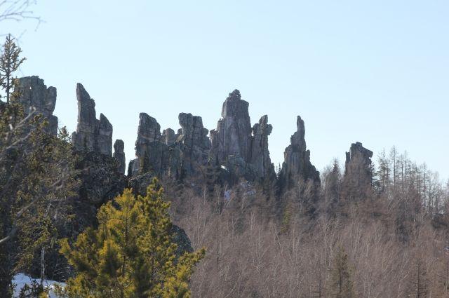 Тропа около Инзерских зубчаток в Башкирии получит особый статус