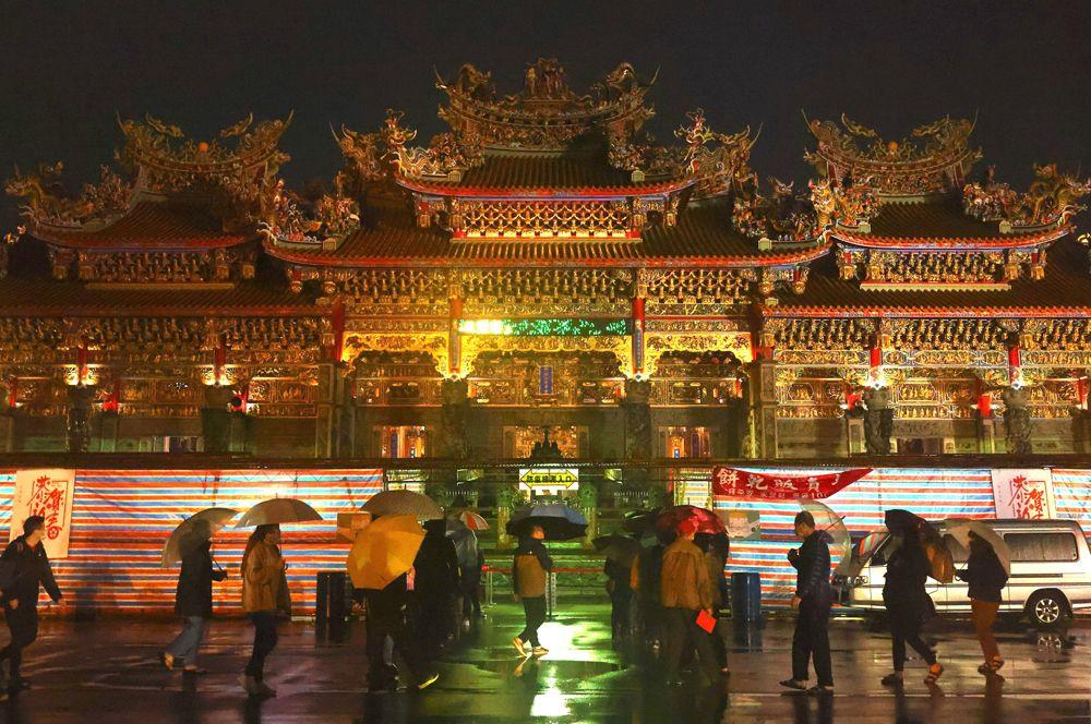 Новый год в Тайване.