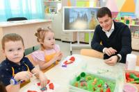 Губернатор Дмитрий Артюхов открыл новый детский сад в Салехарде