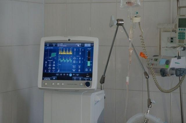 В ЯНАО закупили 15 аппаратов искусственной вентиляции легких