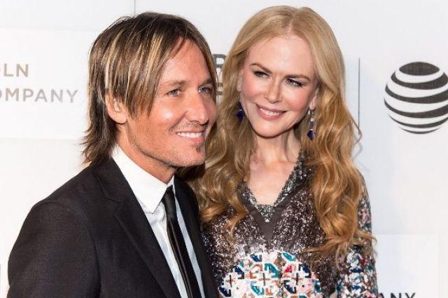Николь Кидман показала нежное фото с мужем.
