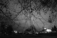 В Салехарде из-за аварии центральные улицы остались без света