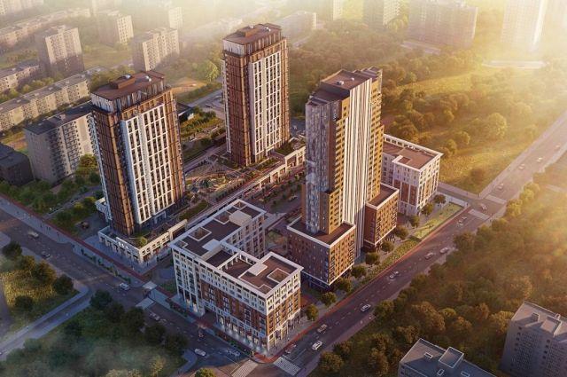Создатели проекта  «Екатерининский парк» вдохновлялись Millennium Park в Чикаго и Skygarden в Сеуле.
