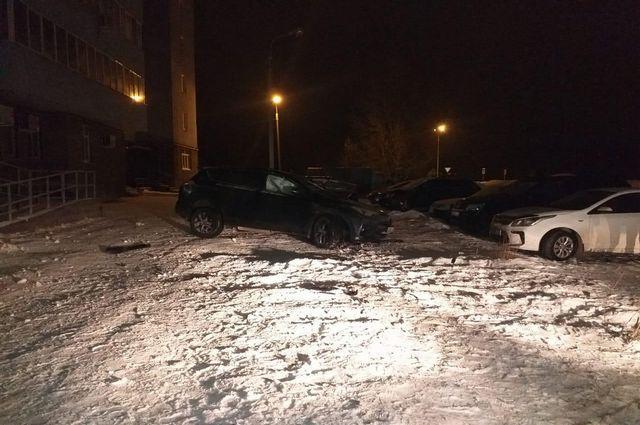 20-летний пассажир иномарки пострадал в ДТП с пьяным водителем в Уфе