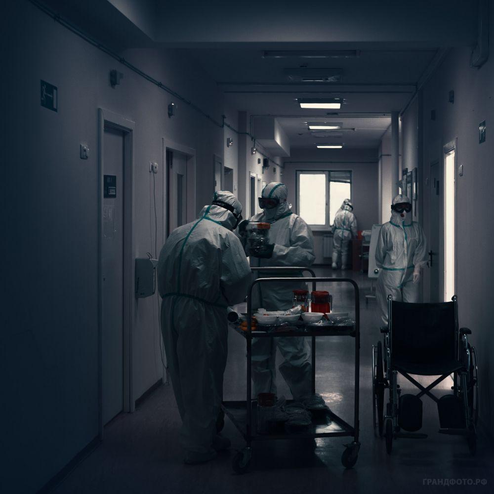 Медики ОКБ Ханты-Мансийска