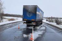 Полиция выясняет обстоятельства случившегося на автодороге недалеко от Беляевского района.