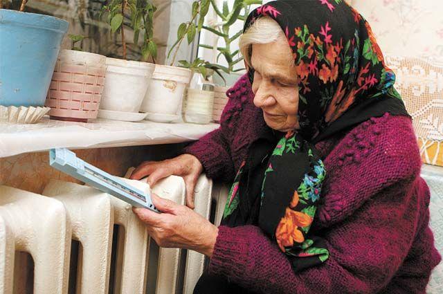 Жители двух микрорайонов остались без тепла в ночь на 15 февраля.