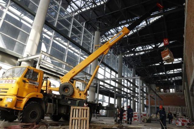 Ввод объекта в эксплуатацию запланирован на май 2021 года.