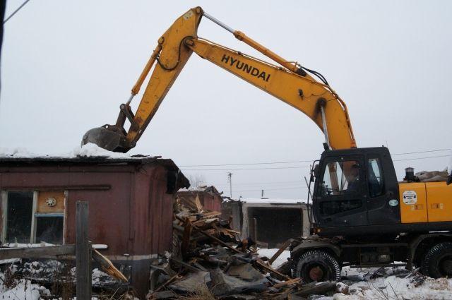 Всего в Югре нерасселенными остались около 480 строений