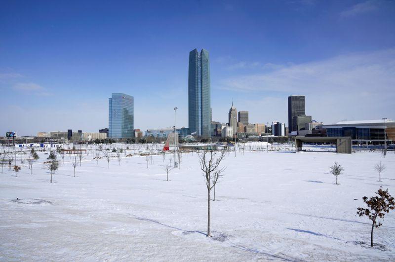 Оклахома-Сити, США.