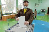 В округе на выборах в 2018-ом, 2019-ом годах был сформирован свой корпус наблюдателей