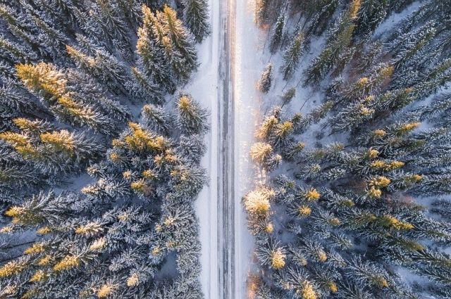 В МЧС предупредили о морозах до -35° и дымке на дорогах в Башкирии