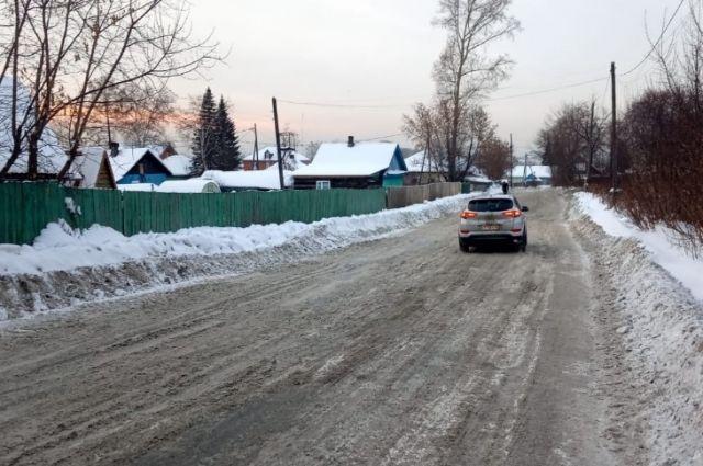 На дорогах возможны снежные заносы, гололедица.
