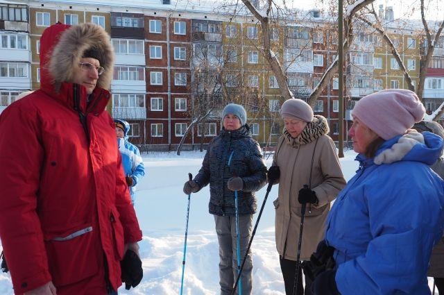 16 февраля Александр Бойченко пообщался с участниками клуба и рассказал о той большой работе, которую проводят в районе, чтобы сделать жизнь старшего поколения насыщенной и интересной.
