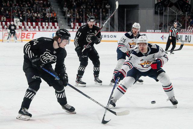 Уральское дерби напоминало игры плей-офф.