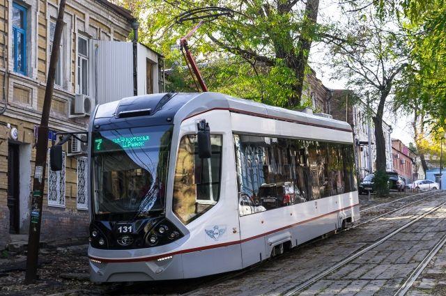 Новый трамвай уменьшит нагрузку на рельсы