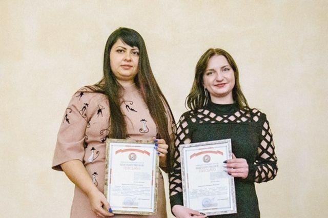 Благодарственные письма губернатора получили Ольга Кондратова и Екатерина Моисеева.
