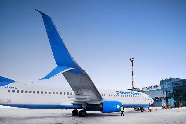 На борту самолета авиакомпании «Победа» появится Балтийское море