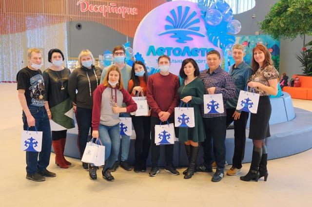 Победителям «Водных игр» вручили призы от партнеров и подарки от организаторов.