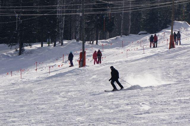 По объёму мобильного трафика вычислили самые популярные места зимнего отдыха.