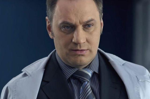 Олег Валкман в сериале «След»