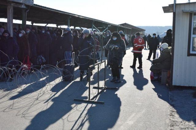 Пропуск на КПВВ: как решают проблемы граждан с пересечением