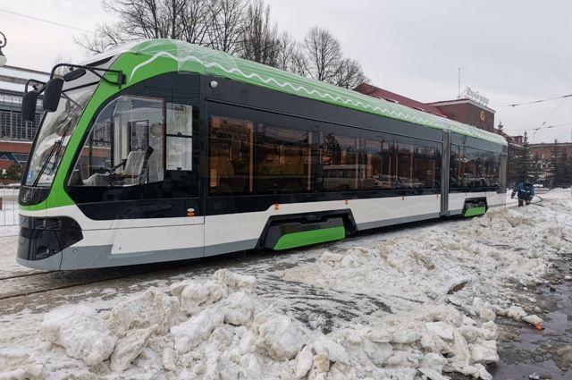 Трамвай «Корсар» отправляют в Санкт-Петербург