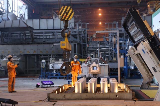 Красноярский алюминиевый завод готов отчитываться о выбросах предприятия в автоматическом режиме.