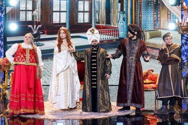 В новом шоу зрители увидят неожиданные версии сериала «Великолепный век»