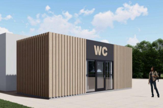 На променаде в Зеленоградске построят два туалета
