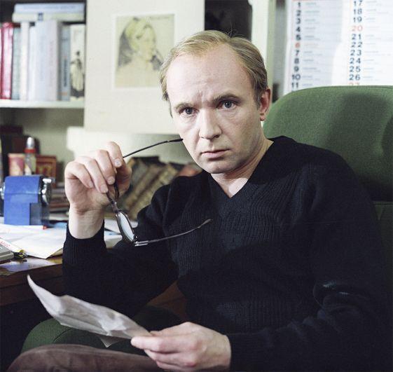 «Постскриптум» режиссера Марлена Хуциева. Мосфильм. 1983 г.