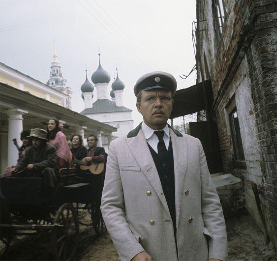 «Жестокий романс» режиссера Эльдара Рязанова. Мосфильм. 1984 г.